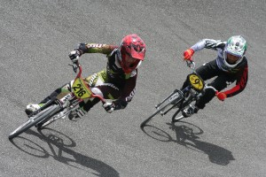 BMX racing north east Scotland