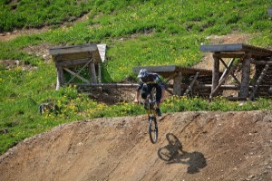 BMX trails riding north east Scotland